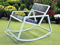 Кресло-качалка металлическая, фото 1
