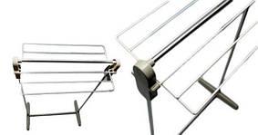 Многофункциональная вешалка сушилка для одежды Multifunctional clothes rack напольная складная сушилка для бел