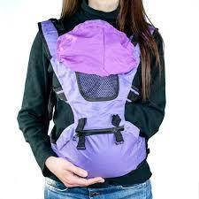Рюкзак-кенгуру для переноски ребенка Hip Seat, слинг