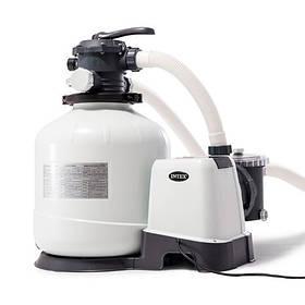 Фильтр-насос INTEX 26676 220V, песочный, в кор-ке