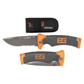 Складной туристический нож Gerber в чехле Bear Grylls Ultimate Knife by Gerber
