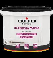 ОТТОфарба Латексна матова для стін та стель. 4,2 кг Укр.