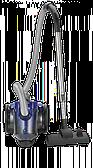 Пылесос Синий CLATRONIC BS 1308 Германия