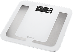 Весы диагностические AEG PW 5653 BT Bluetooth 8 в 1 Белые Германия
