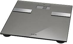 Весы напольные AEG PW 5644 FA 7 в 1 Серые Германия