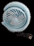 Міні вентилятор настільний, фото 5