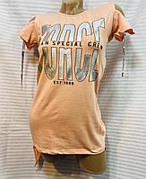 """Подростковая туника для девочки """"Special crew"""" 9-14 лет, цвет уточняйте при заказе, фото 1"""