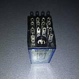Реле электромагнитное промежуточное Реле МY4 (AC 220 V), фото 3