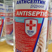"""Рідина для дезінфекції-антисептик 1л.ТМ""""DONAT"""" Антисептик 1 л (санитайзер) жидкий для рук 65% спирта DONAT"""