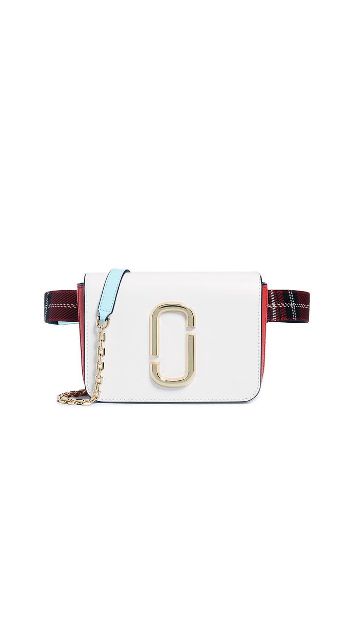 Поясная сумка-трансформер Marc Jacobs Hip Shot Bag 100% Original (M0014102)