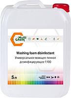 Универсальное моющее пенное дезинфицирующее средство 1:100 Washing foam disinfectant 5 л