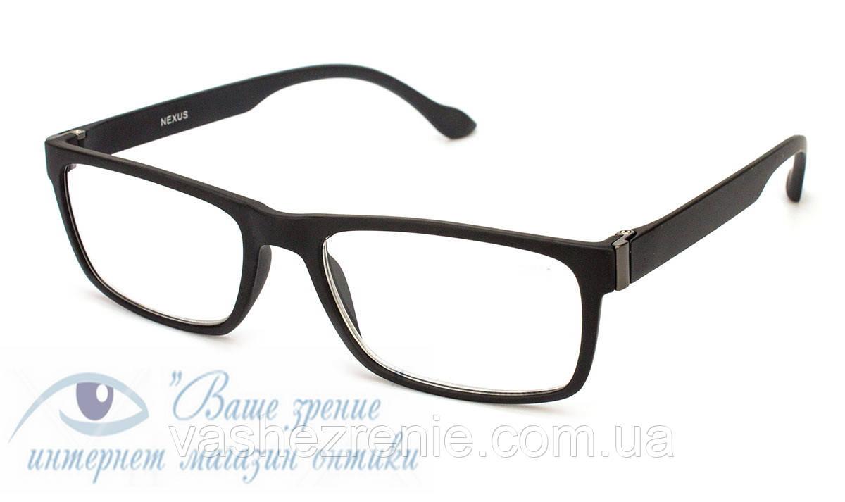 Окуляри чоловічі для зору +/- Blue Blocker Код:1330