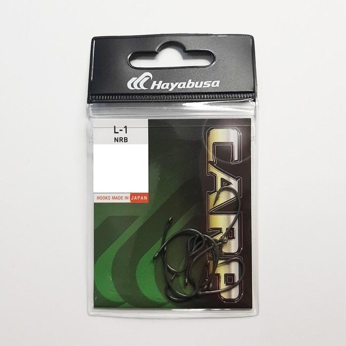 Крючки Hayabusa L-1NRB №10 (10шт) 5540524