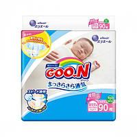Подгузники GOO.N для новорожденных до 5 кг размер SS на липучках унисекс