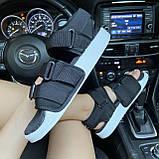 Женские сандалии Adidas Adilette Sandals Black., фото 3