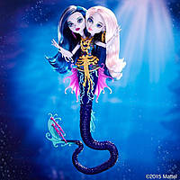 Кукла Пэрл и Пери Серпентайн Большой карьерный риф Monster High Peri and Pearl Serpentine Great Scarrier Reef