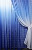 Готові штори в комплекті з тюлем, фото 4