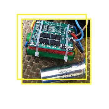 Модулі зарядки акумуляторів, BMS