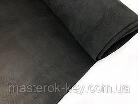 Кожа натуральная Краст т.1,2-1,4мм цвет черный