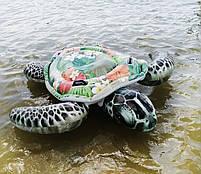 """Плот надувной """"Черепаха"""" Intex 57555NP, фото 3"""