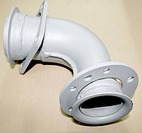 Труба приемная ЕВРО (ракушка) универсальная 030 для КамАЗ 54115-1203010-30