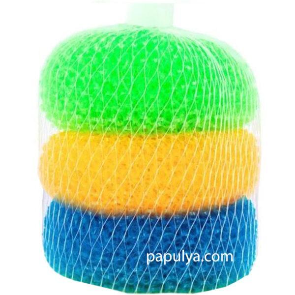 Скребок «Сфетофор» пластиковый 3 шт