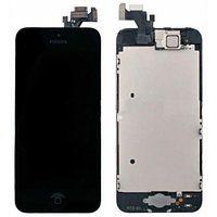 LCD iPhone 5C+touch black AAA