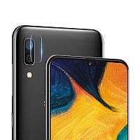 Защитное стекло на камеру Elite для Samsung Galaxy A30 2019 (A305)