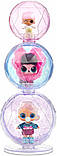 Кукла Лол в шаре Новогоднее диско LOL Surprise Glitter Globe Winter Disco, фото 4