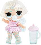 Кукла Лол в шаре Новогоднее диско LOL Surprise Glitter Globe Winter Disco, фото 5