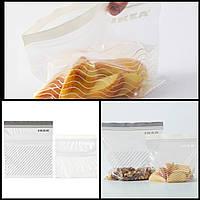Пакети із застібкою 50 шт ISTAD IKEA