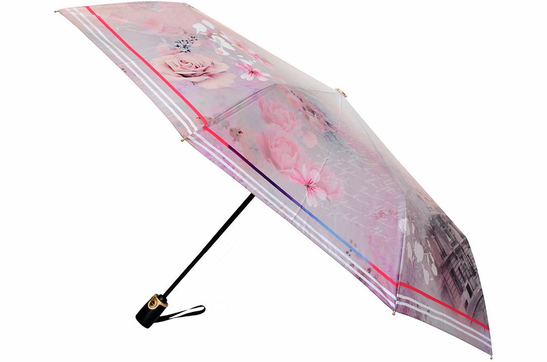 Женский зонт Три Слона ( полный автомат ) арт. 250A-01