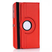 Кожаный чехол-книжка TTX (360 градусов) для Samsung Galaxy Tab 3 8.0 T3100/T3110 Красный