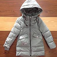 Куртка демисезонная #88-17. Размеры 104-128. Хаки. Оптом.