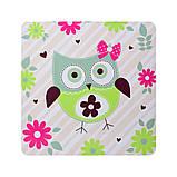 Столик Bambi Owl 506-61 White / Green, фото 3