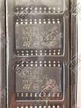 Микросхема L9134 STMicroelectronics корпус SOP-20, фото 2