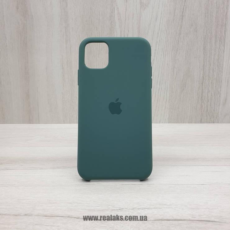 Чехол Silicone Caseдля Apple iPhone 11, фото 2