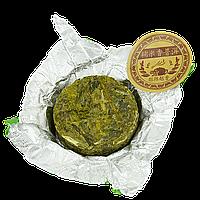 """Пуэр-чай ШУ""""Гурман""""  с рисом ,выдержанный 30 лет """", Медаль ,1 шт"""