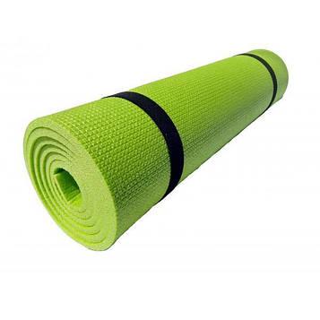 Коврик Champion для фитнеса Зеленый 150*50*0,8