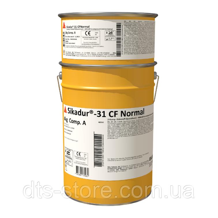 Клей эпоксидный Sikadur-31 CF (А+В) Normal 6 кг