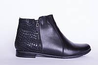 Ботинки из натуральной кожи №189-1, фото 1