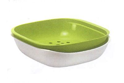 Чаша - корзина Аллегро квадратная Tupperware