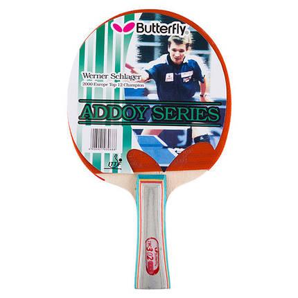Ракетка для настольного тенниса Butterfly WernerSchlager, фото 2