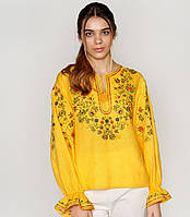 Жіноча вишита блуза вишиванка, фото 1
