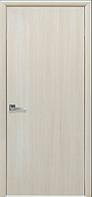 Двері міжкімнатні Новий Стиль Колорі Стандарт екошпон глухі 80 Дуб Перлинний