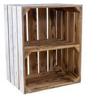 Дерев яний ящик розміром 50х40х30 см