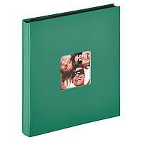 Альбом для фотографий 10х15см. на 400 фото Walther Fun EA-110-K petrol green