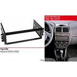 Переходная рамка ACV Hyundai Accent (281143-02), фото 2