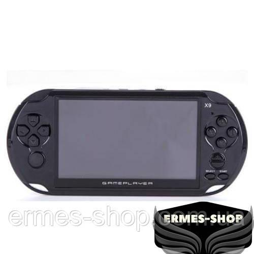 Портативная игровая приставка PSP X9