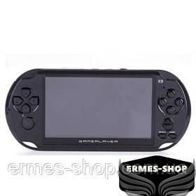 Портативна ігрова приставка PSP X9